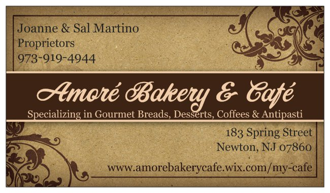 Amore Bakery & Cafe