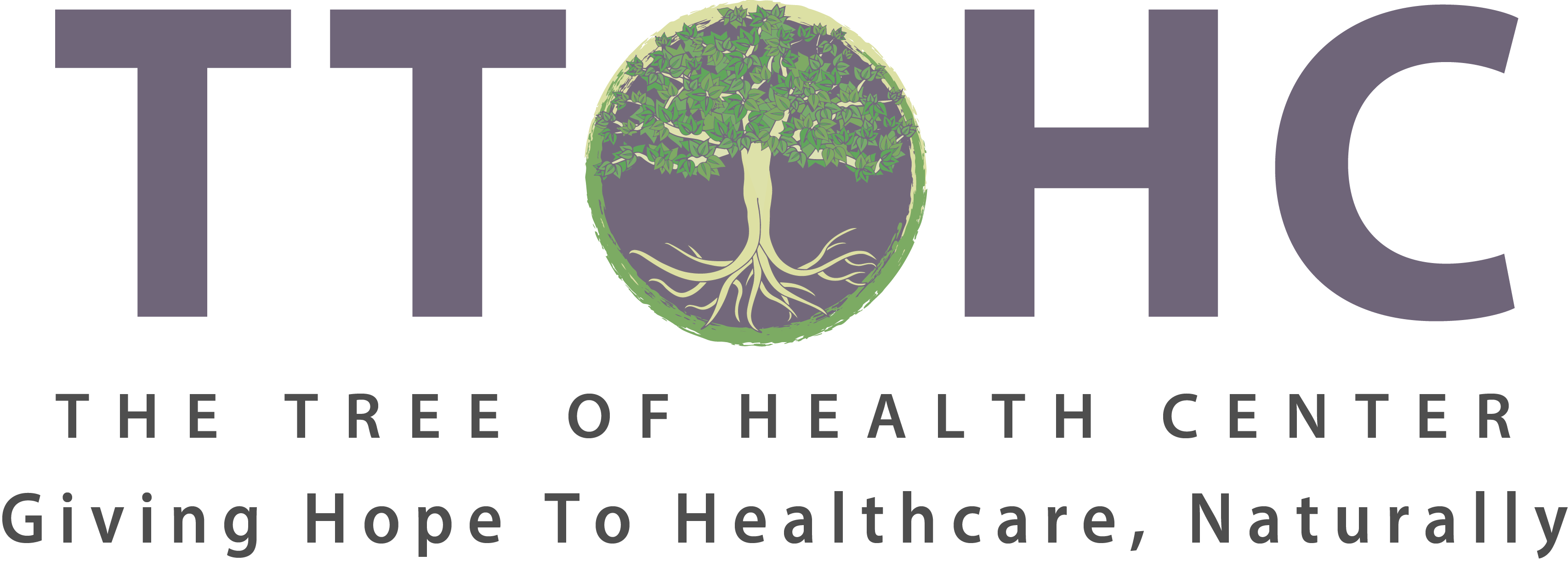 The Tree of Health Center's Logo
